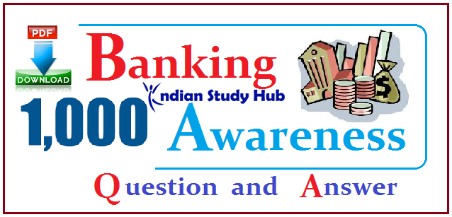 Banking Awareness Quiz for Bank Exams