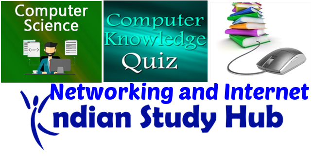 Networking And Internet Questions And Answers Updated Daily Basic